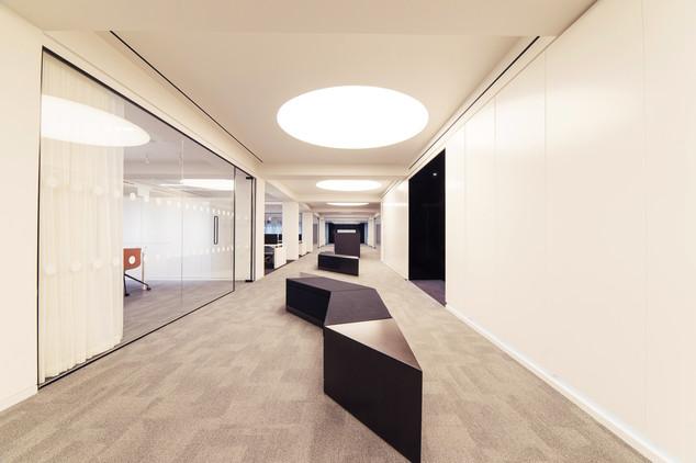 Selfridges HQ - Main Corridor