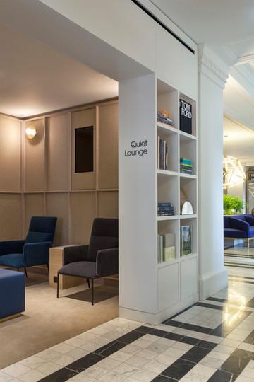 SISL - Quiet Lounge