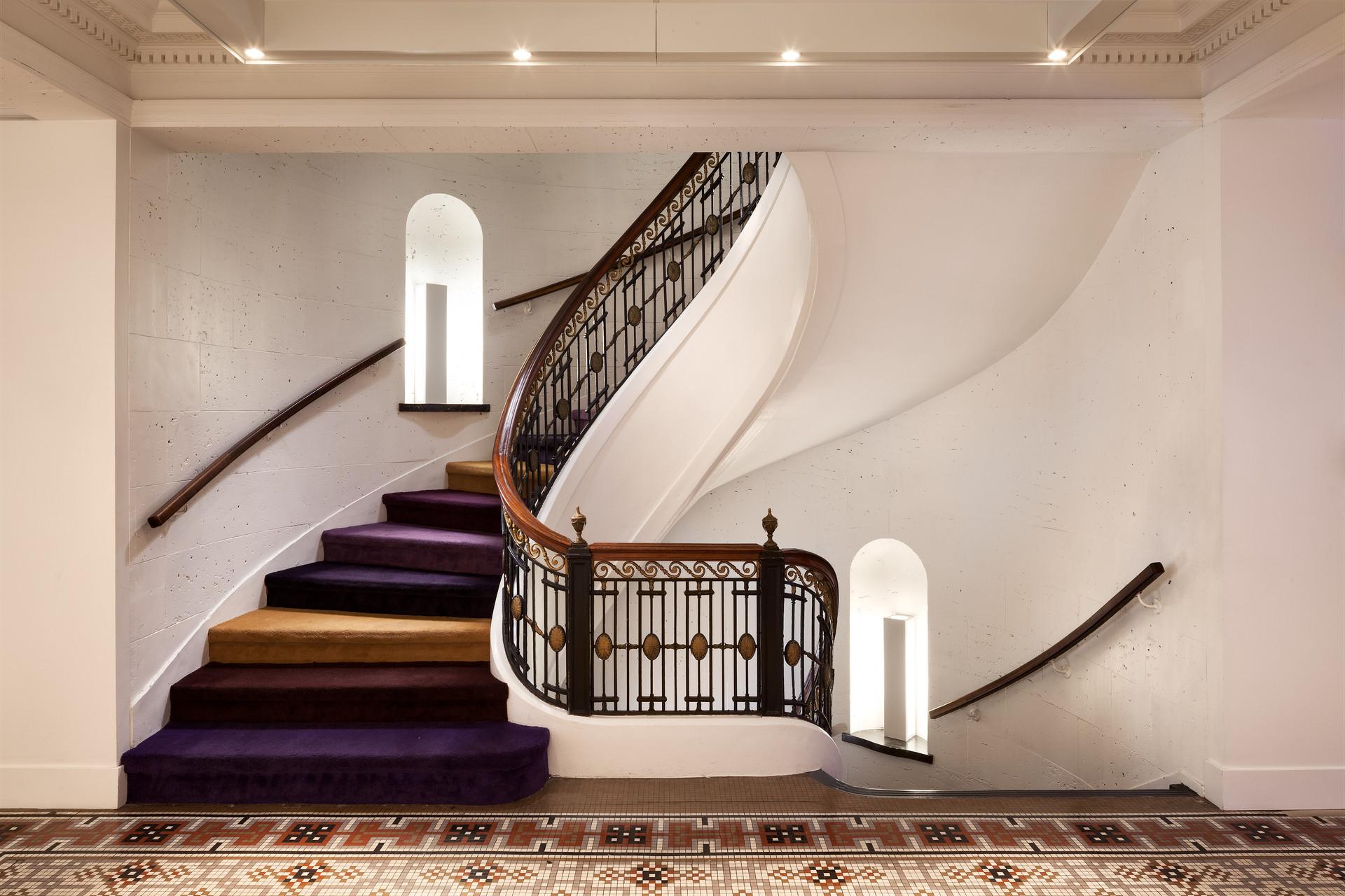21c Cincinnati - Main Stair