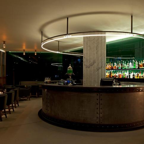 Hotel Cafe Royal - Green Bar