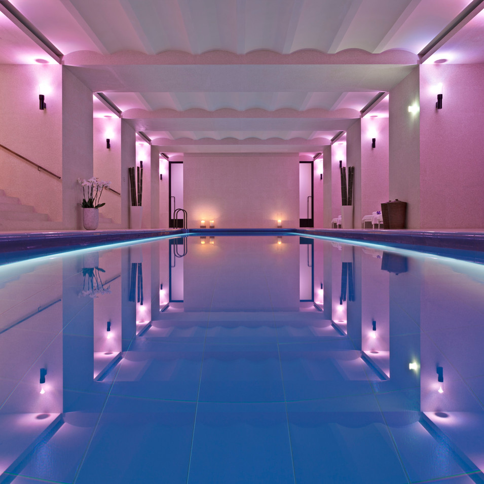 Hotel Cafe Royal - Akasha - Swimming Pool
