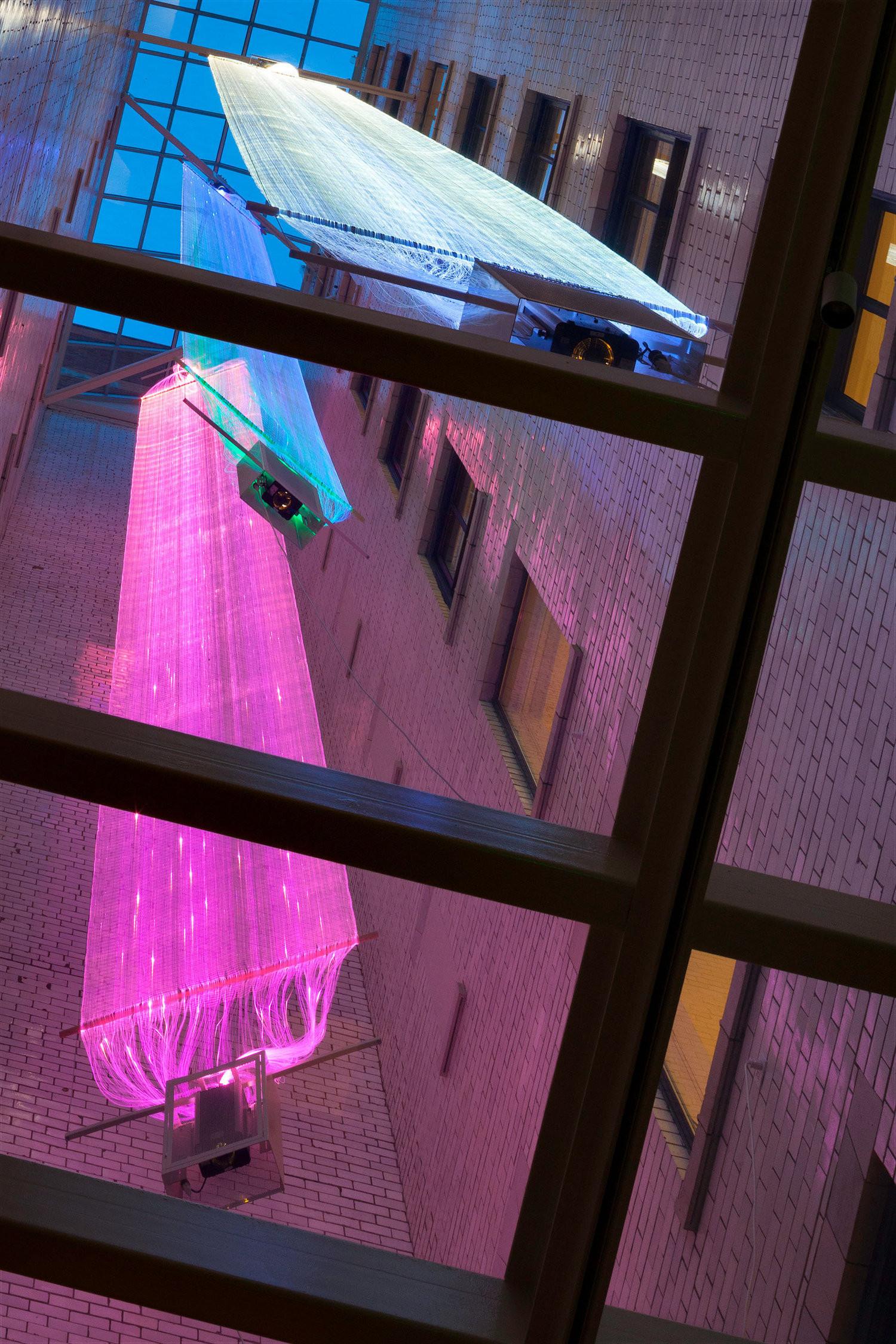 21c Cincinnati - Atrium
