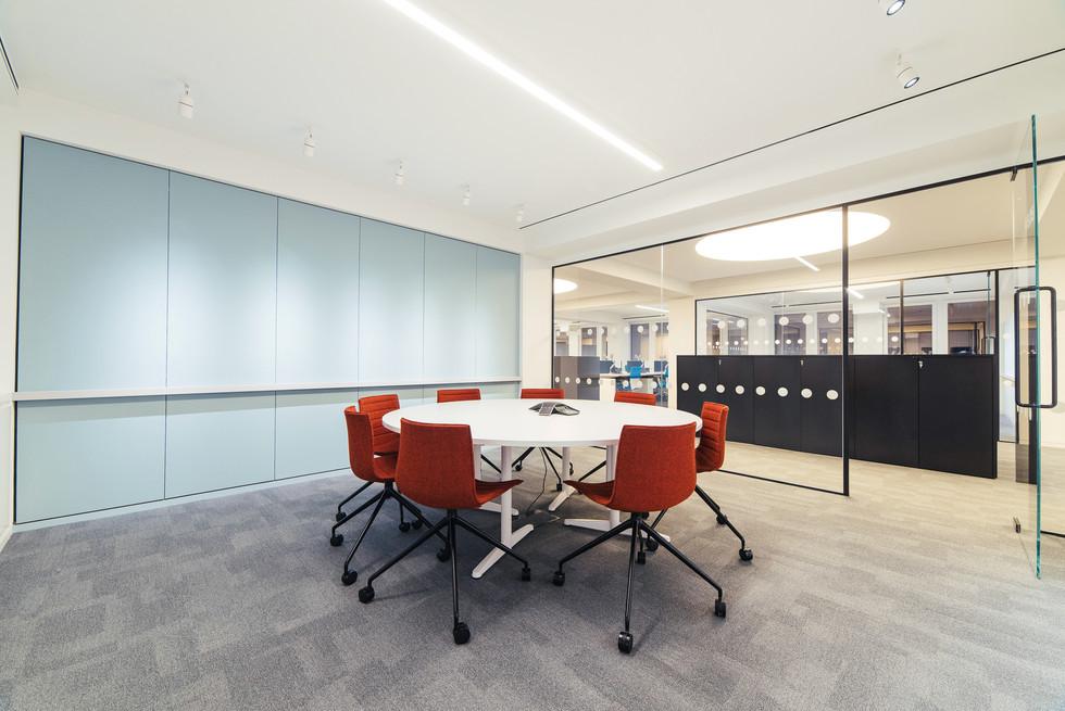 Selfridges HQ - Meeting Room