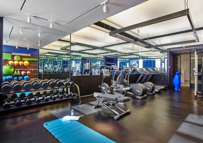 21c Lex - Gym