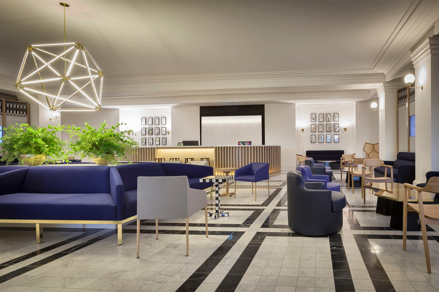 SISL - Main Lounge