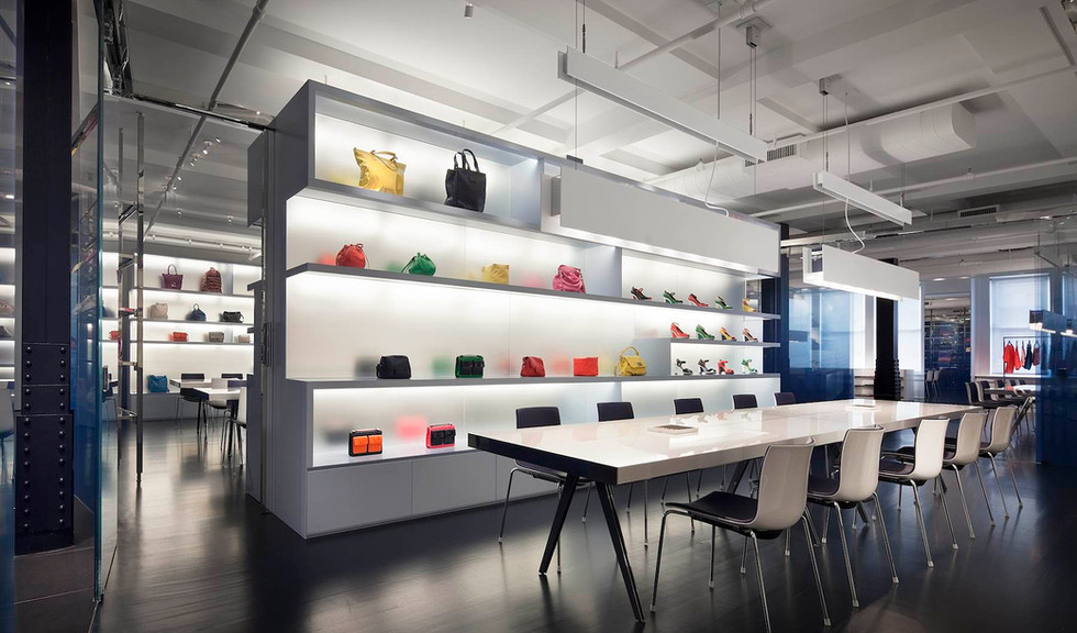 MMJ Showroom - Sales Room