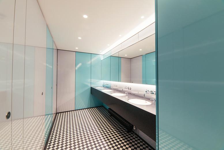 Selfridges HQ - Restroom