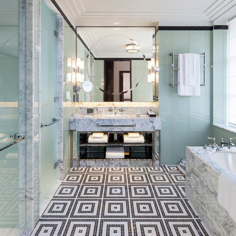 The Beaumont - Guest Bathroom