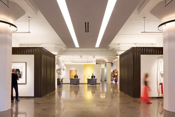 21c OKC - Lobby Gallery
