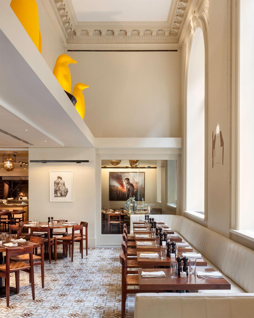 21c Cincinnati - Metropole Restaurant
