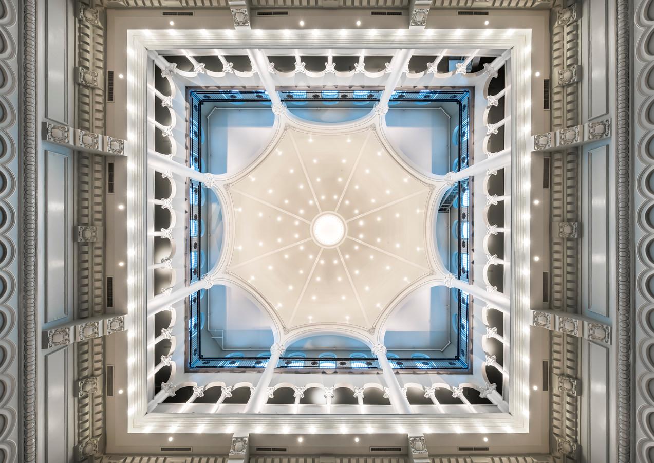 FCC - Dome
