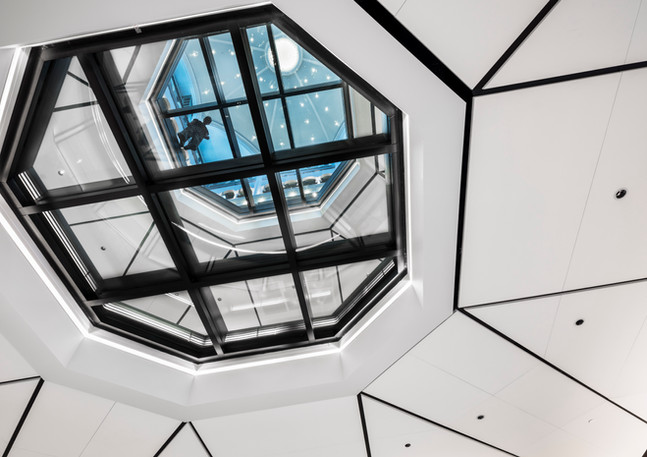 FCC - Main Stair Oculus