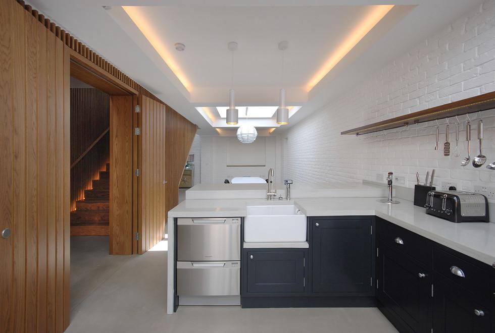 The Gables - Kitchen