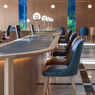 Selfridges International Services Lounge