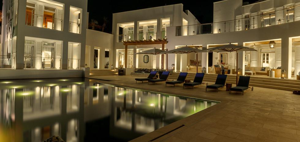 Cerulean Villa - Pool Area