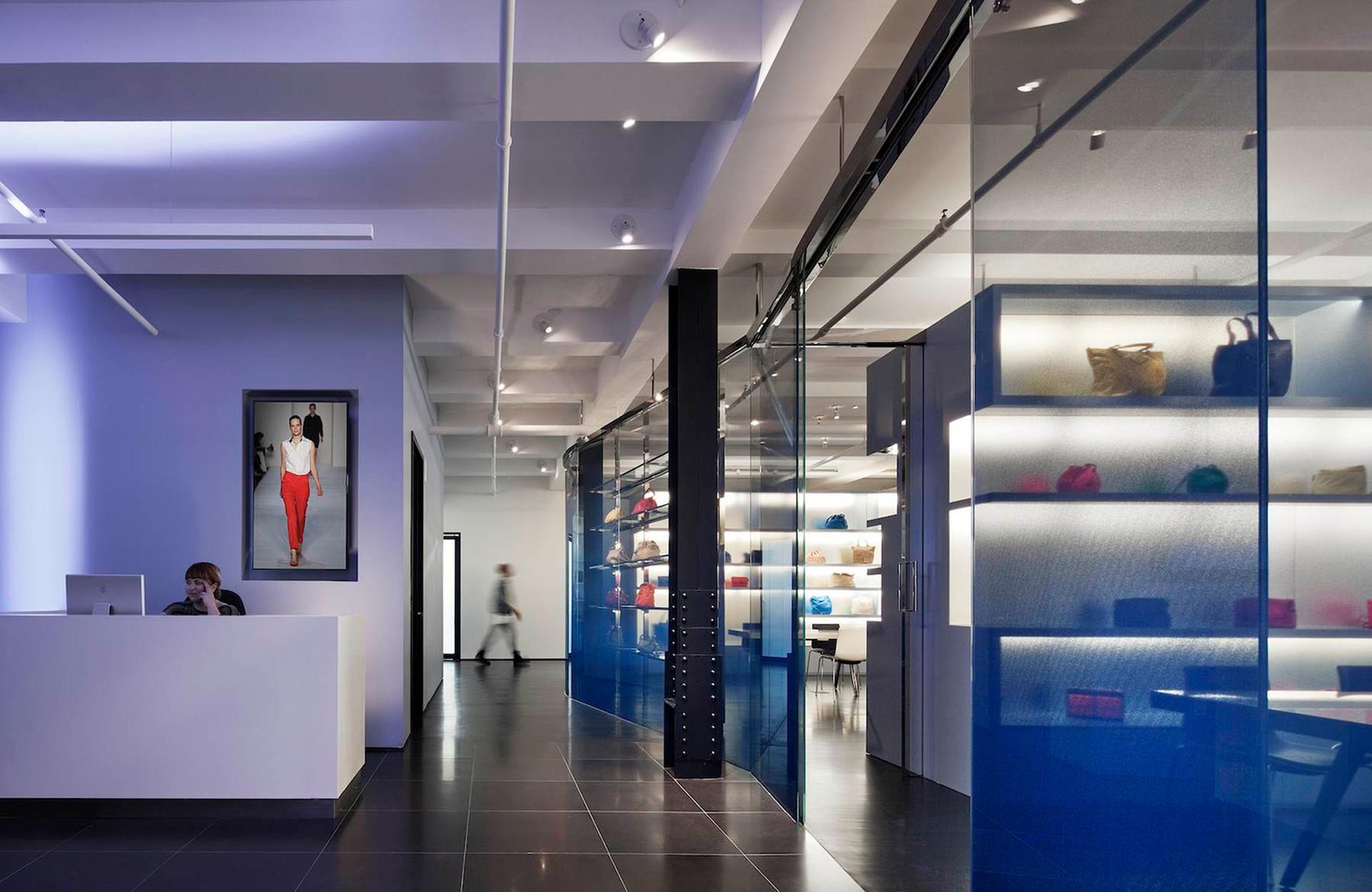 MMJ Showroom - Reception