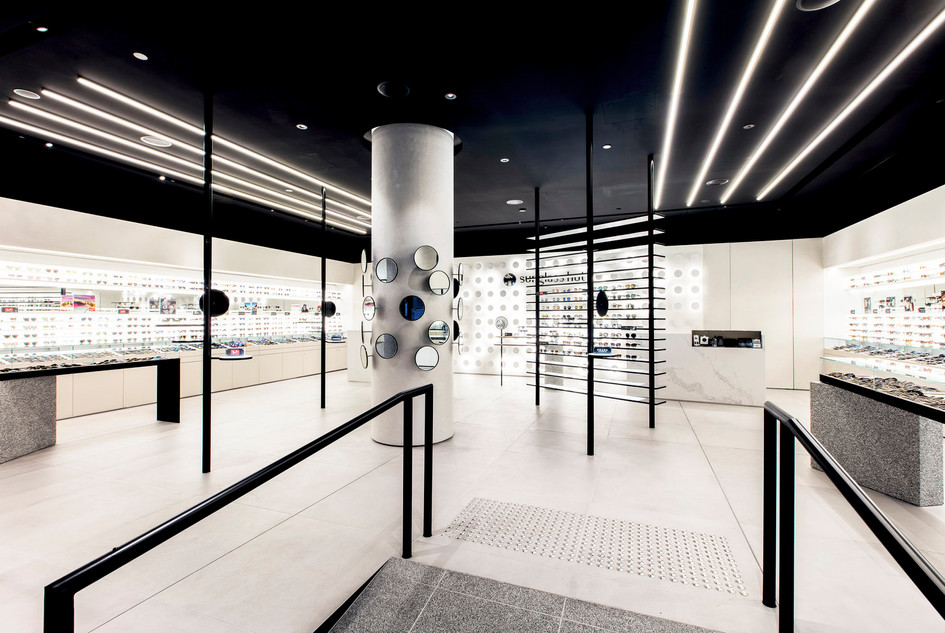 Sunglass Hut, Melbourne