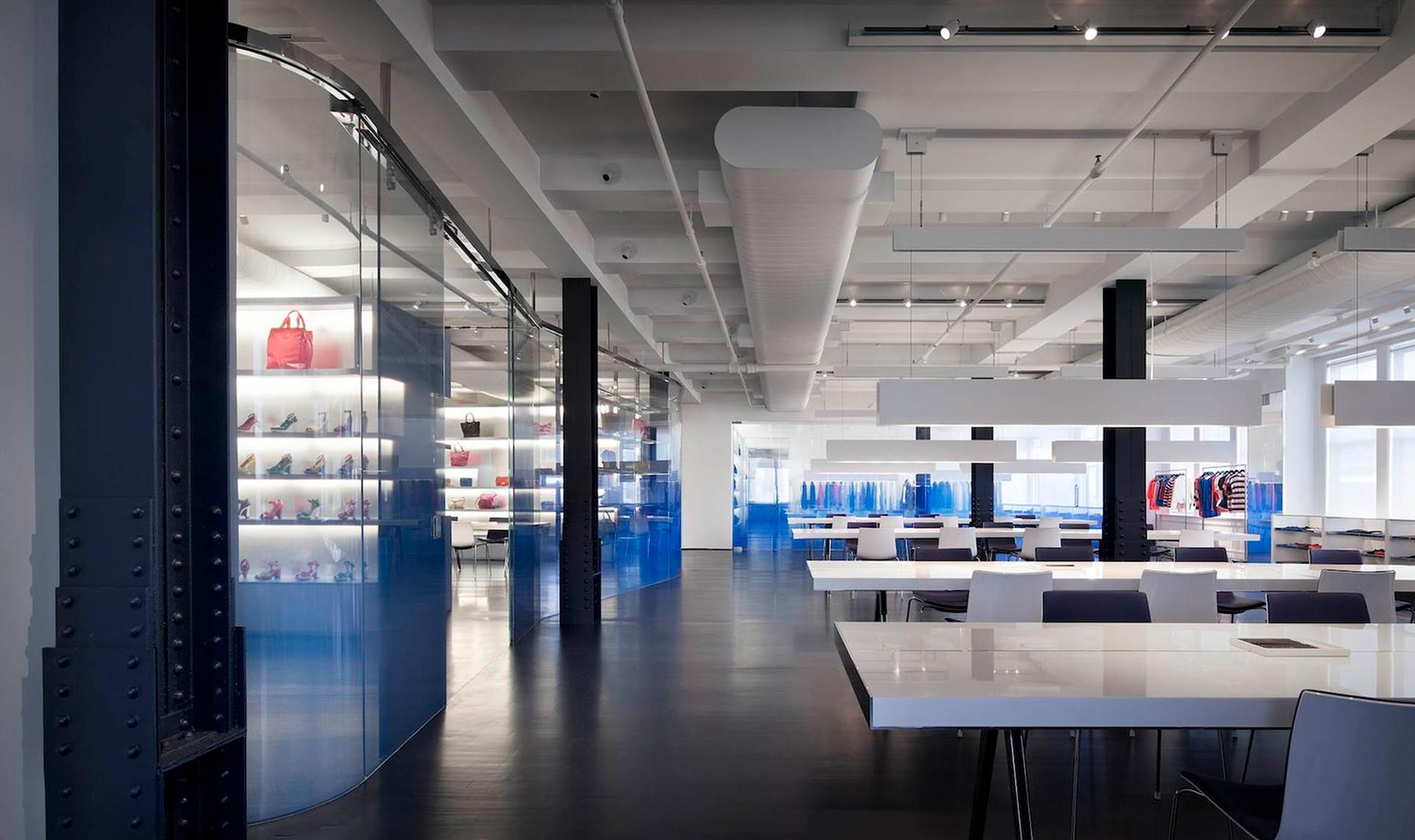 MMJ Showroom - Open Sales Area