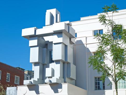 ROOM - Facade Sculpture