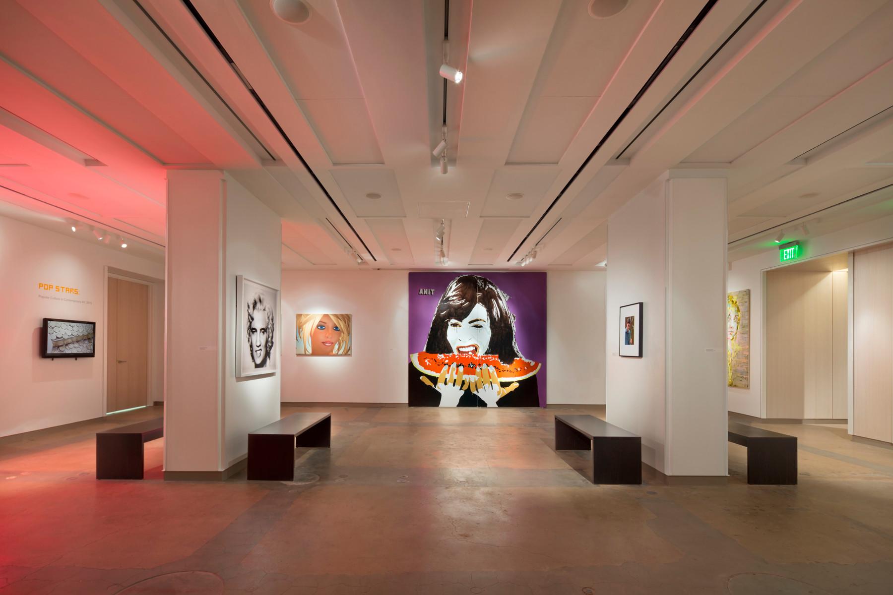 21c Durham - Main Gallery