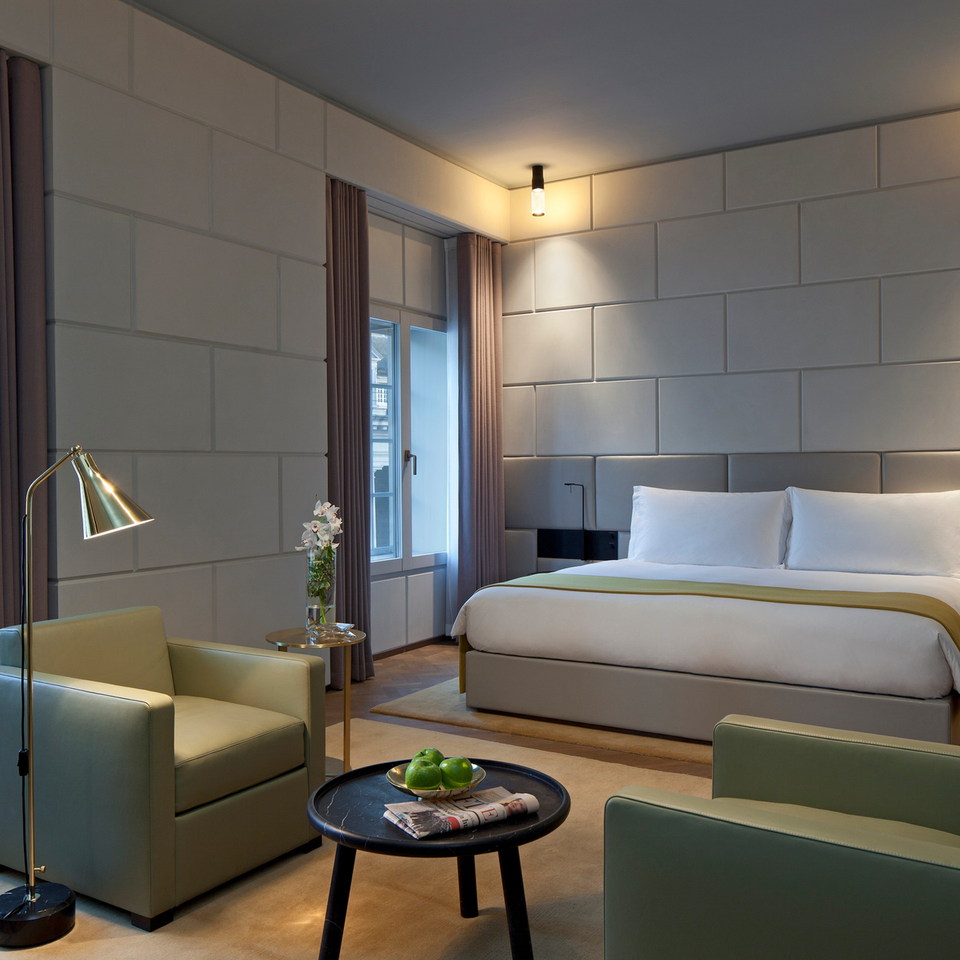 Hotel Cafe Royal - Junior Suite