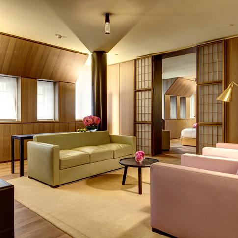 Hotel Cafe Royal - Oscar Suite