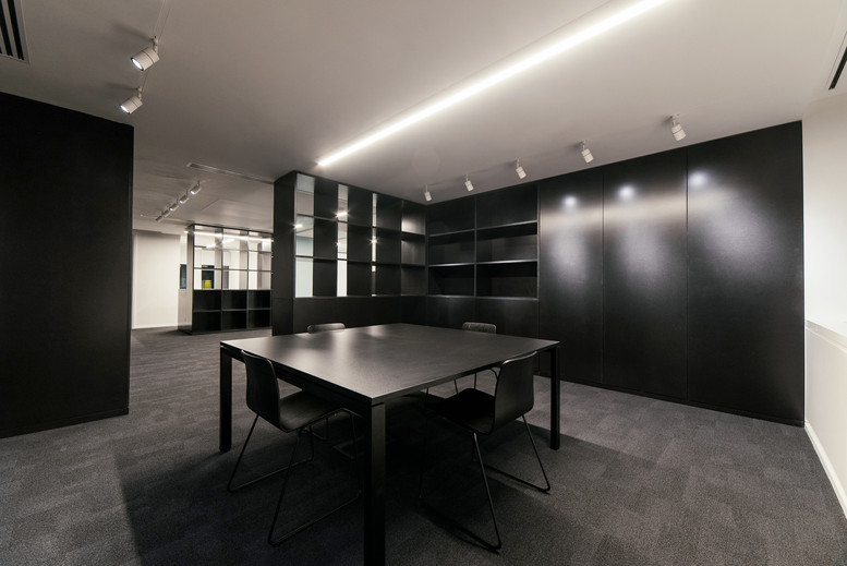 Selfridges HQ - Library