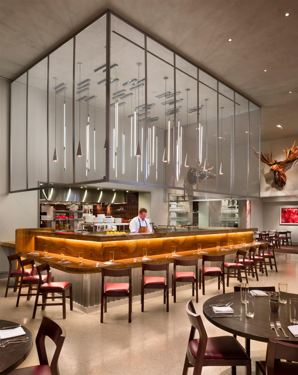 21c Durham - Restaurant