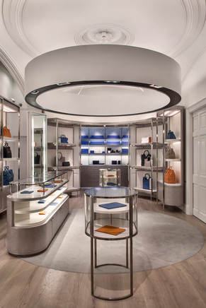 Smythson - Handbag Salon