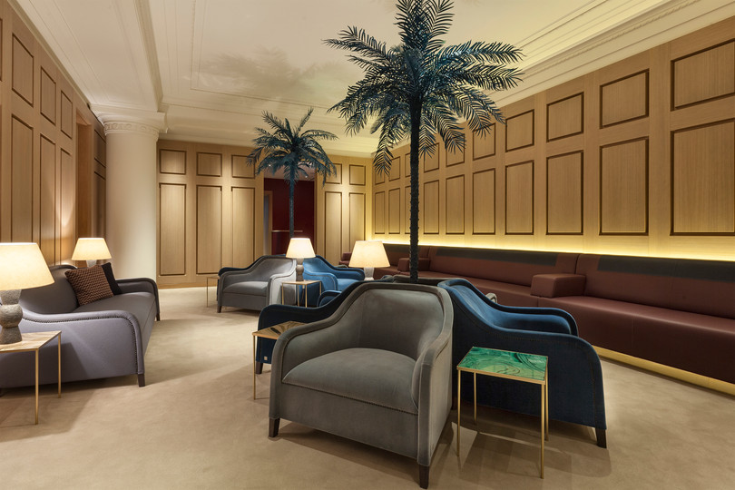SISL - VIP Lounge