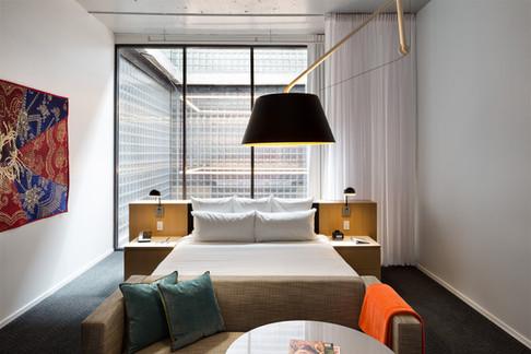 21c OKC - Guest Room