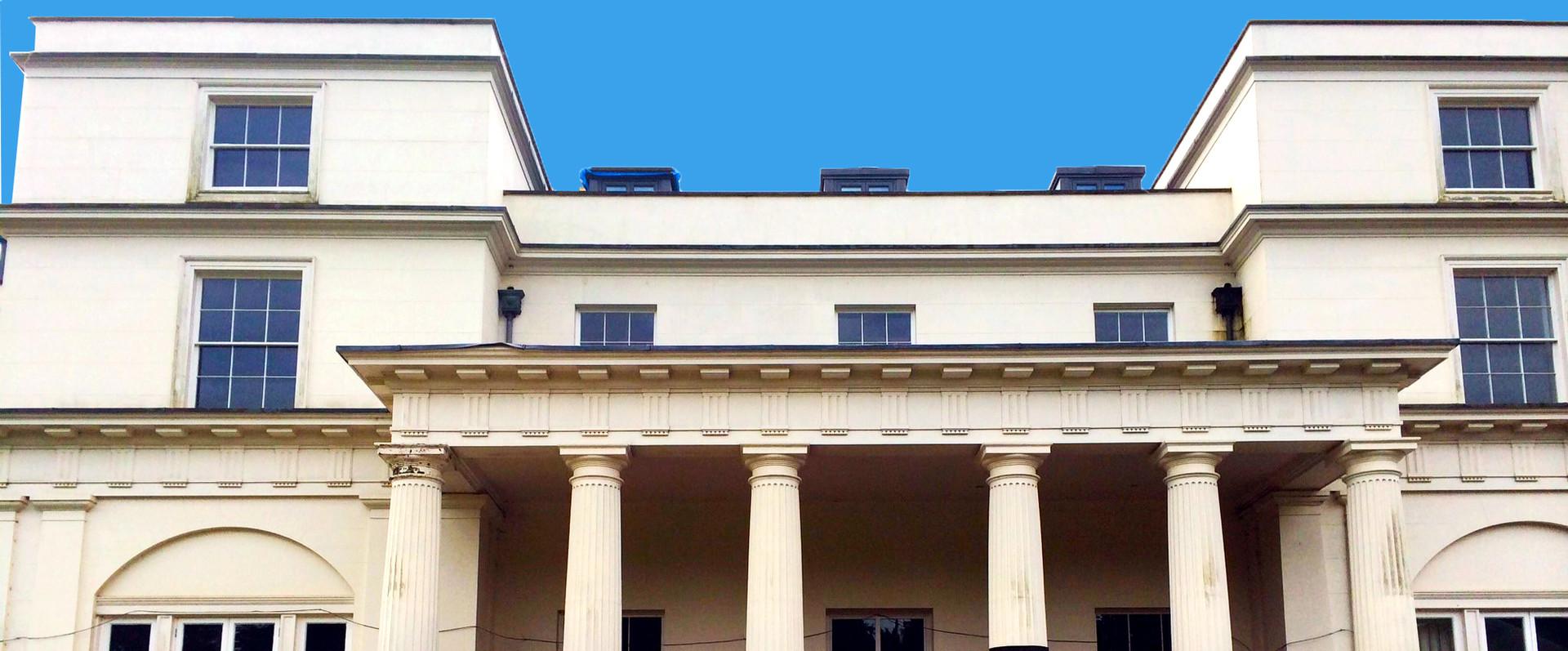 Facade Main Entrance