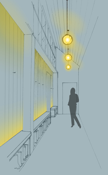 Cinema Corridor