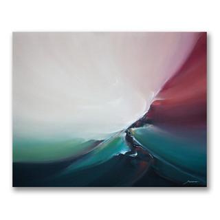 Peinture acrylique sur toile 80x100cm  *