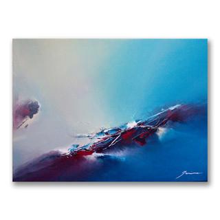 Peinture acrylique sur toile 30x40cm *