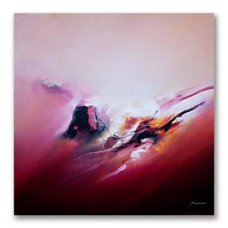 Peinture acrylique sur toile 50x50cm *