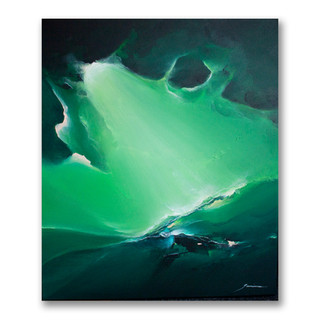 Peinture acrylique sur toile 60x50cm *