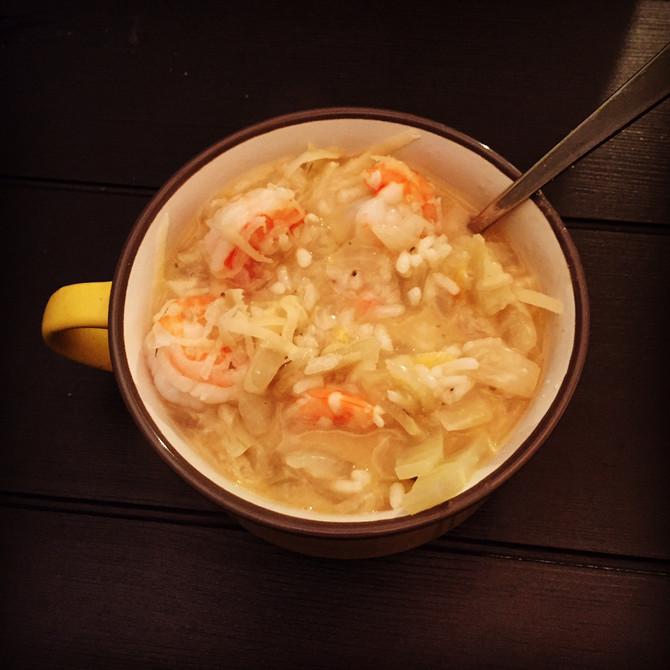 Recipe: Fennel & Shrimp Risotto