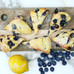Recipe: Blueberry Scones
