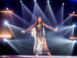 Gala Semestral Academia de Danzas AICHA