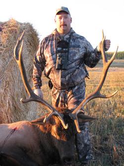 2012 Elk with Quincy