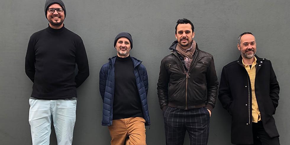 Fabio Gouvea Quintet Feat.Jorge Rossy