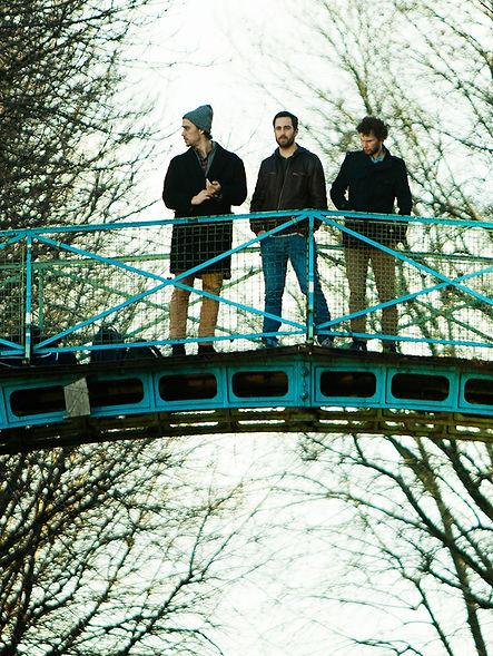 Charley Rose Trio-Paris Pont canal Saint-Martin