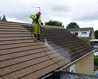 roof cleaning cobham