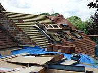 roof tiler woking