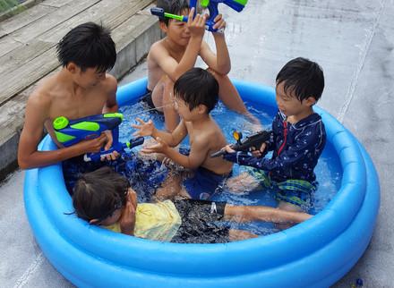 子どもたちのタテ・ヨコ・ナナメの関係