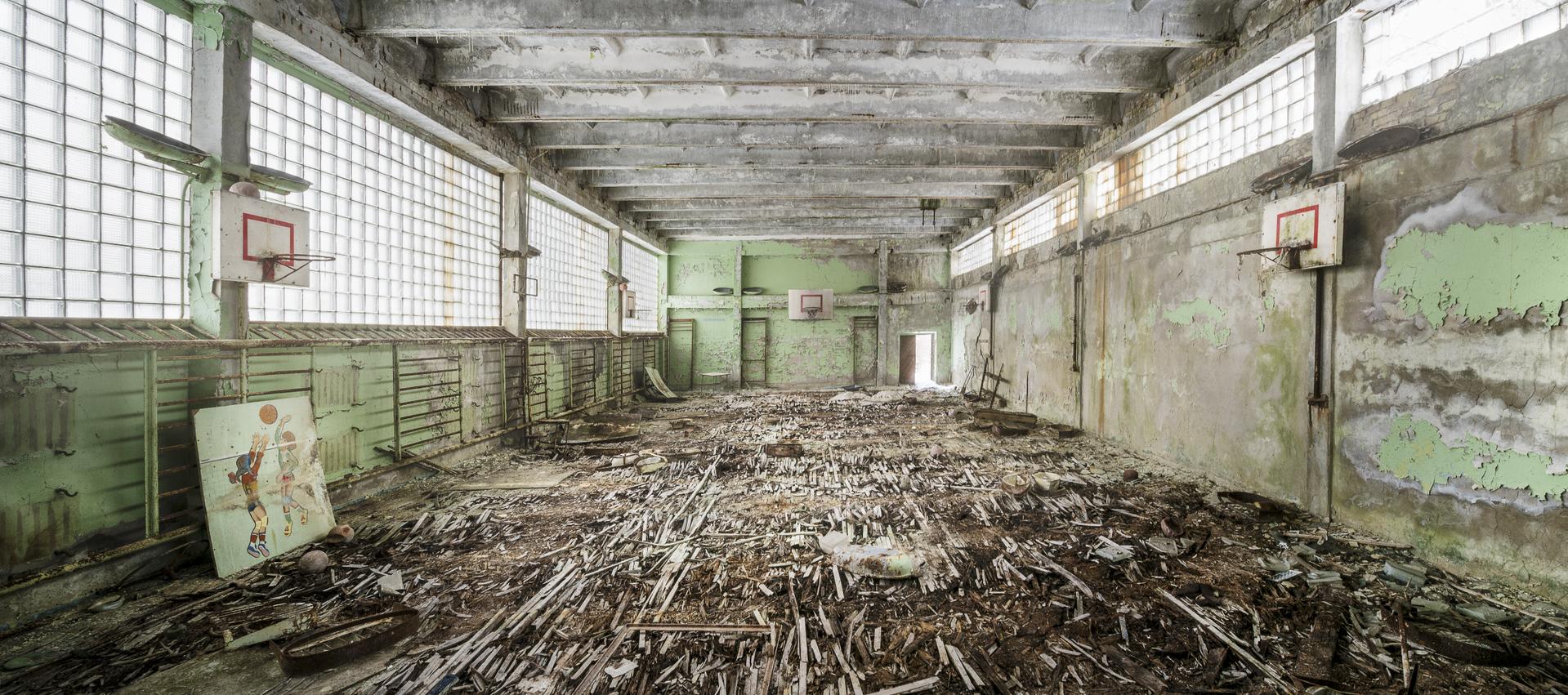Silence Tchernobyl - Basket 3