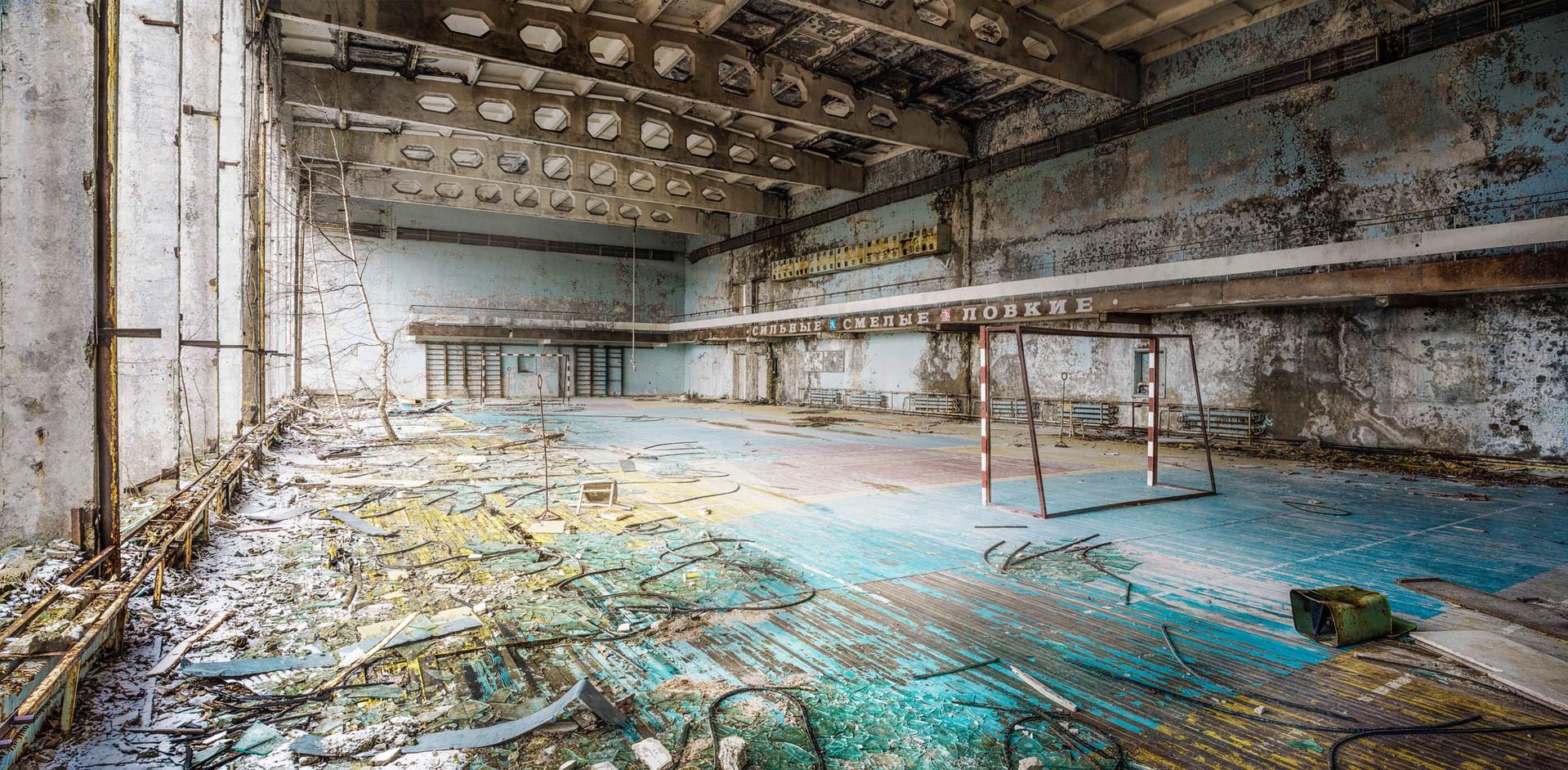 Silence Tchernobyl - Foot