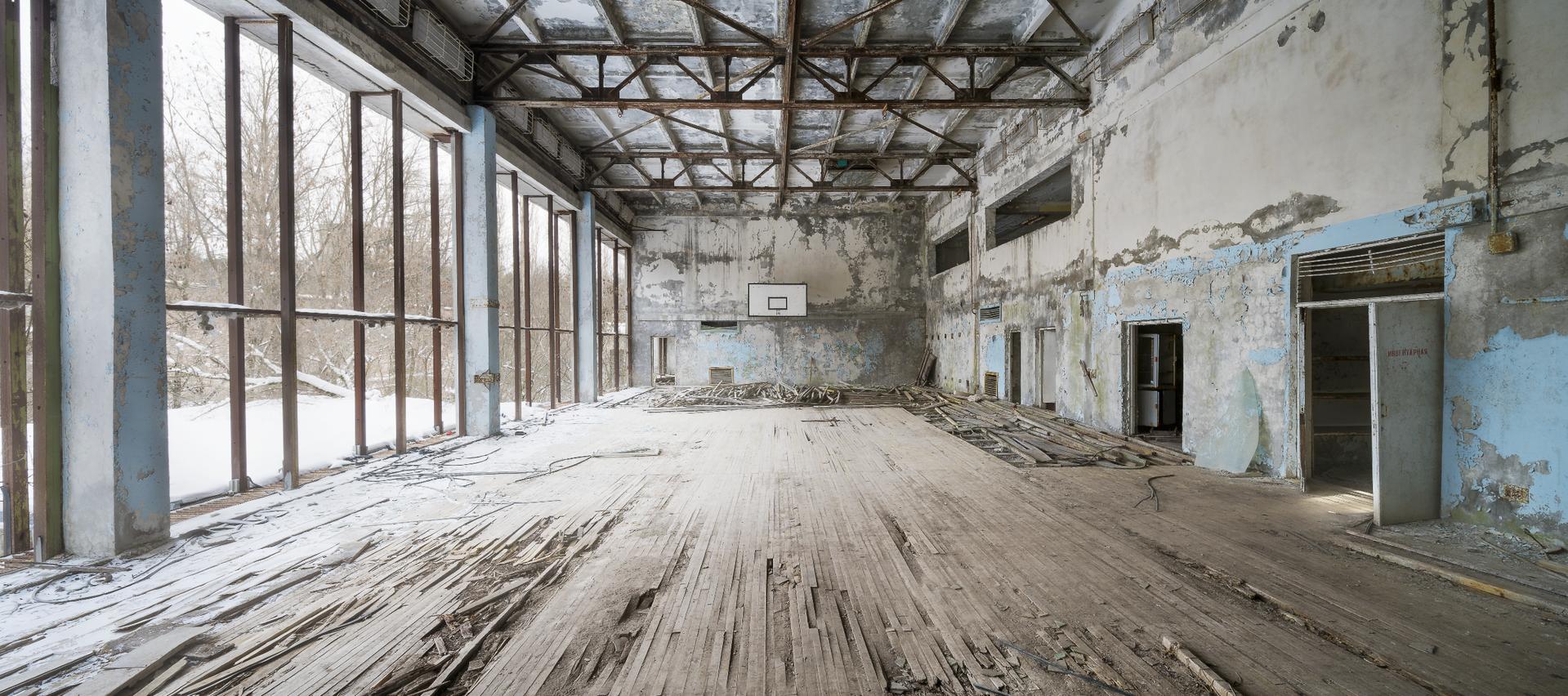 Silence Tchernobyl - Basket 2