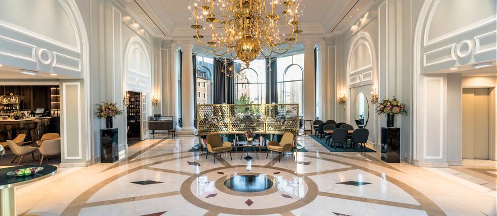 Hilton Grand Place
